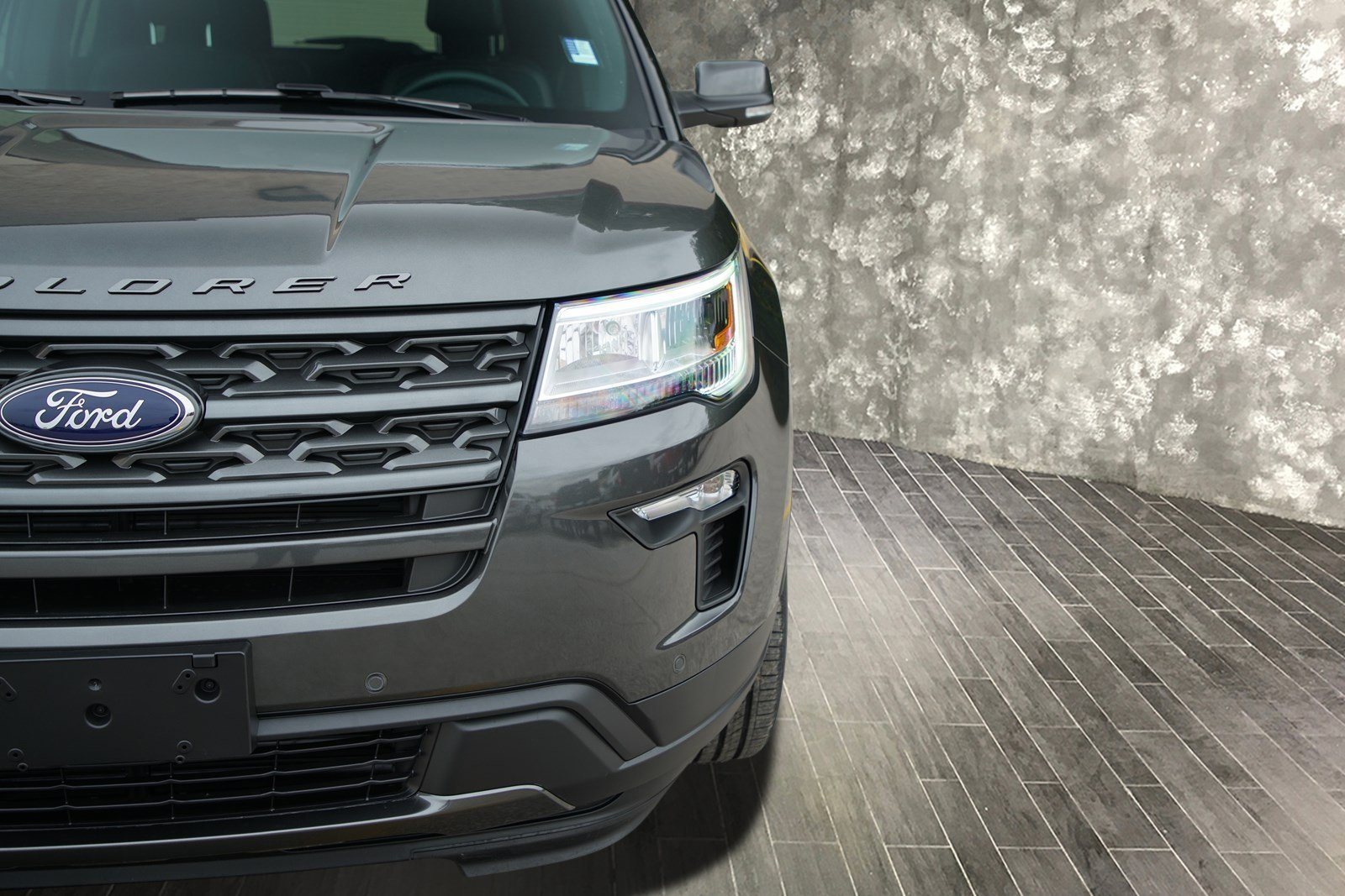 New 2019 Ford Explorer Xlt Sport Utility In Michigan City Fj037 2006 Check Charging System