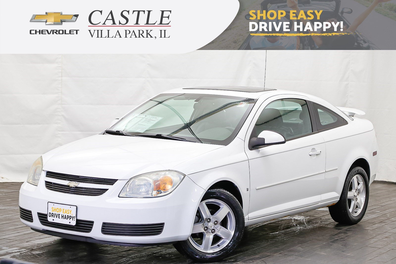 Castle Chevy Villa Park >> Pre Owned 2006 Chevrolet Cobalt Lt Fwd 2dr Car