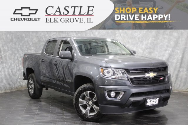 Pre Owned 2017 Chevrolet Colorado 4wd Z71 4wd