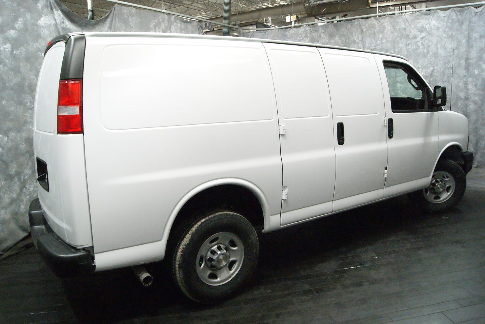 New 2019 Chevrolet Express Cargo Van Full Size Cargo Van In Villa
