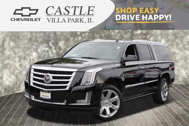 Pre-Owned 2015 Cadillac Escalade ESV Premium With Navigation & 4WD