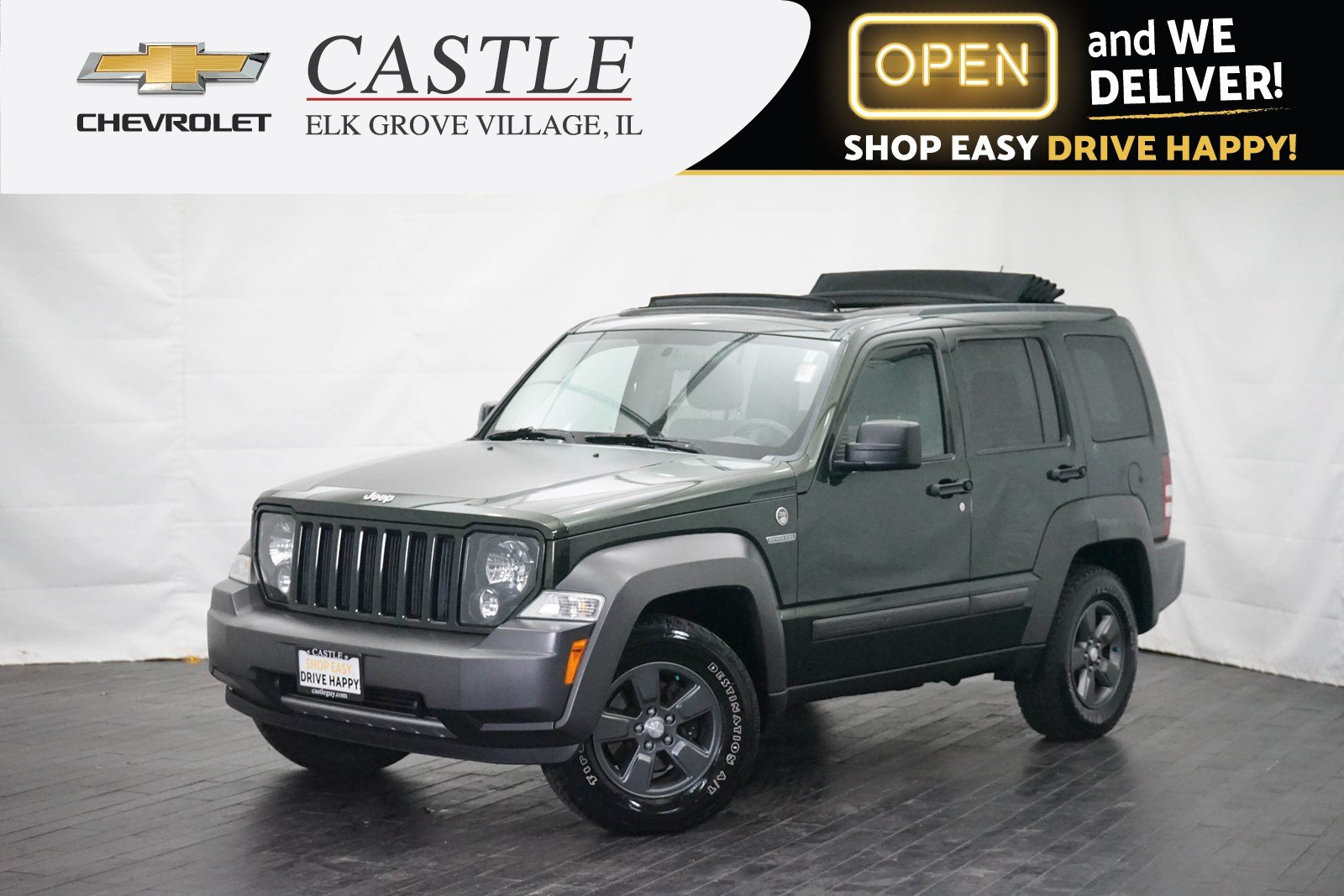 Pre-Owned 2010 Jeep Liberty Renegade