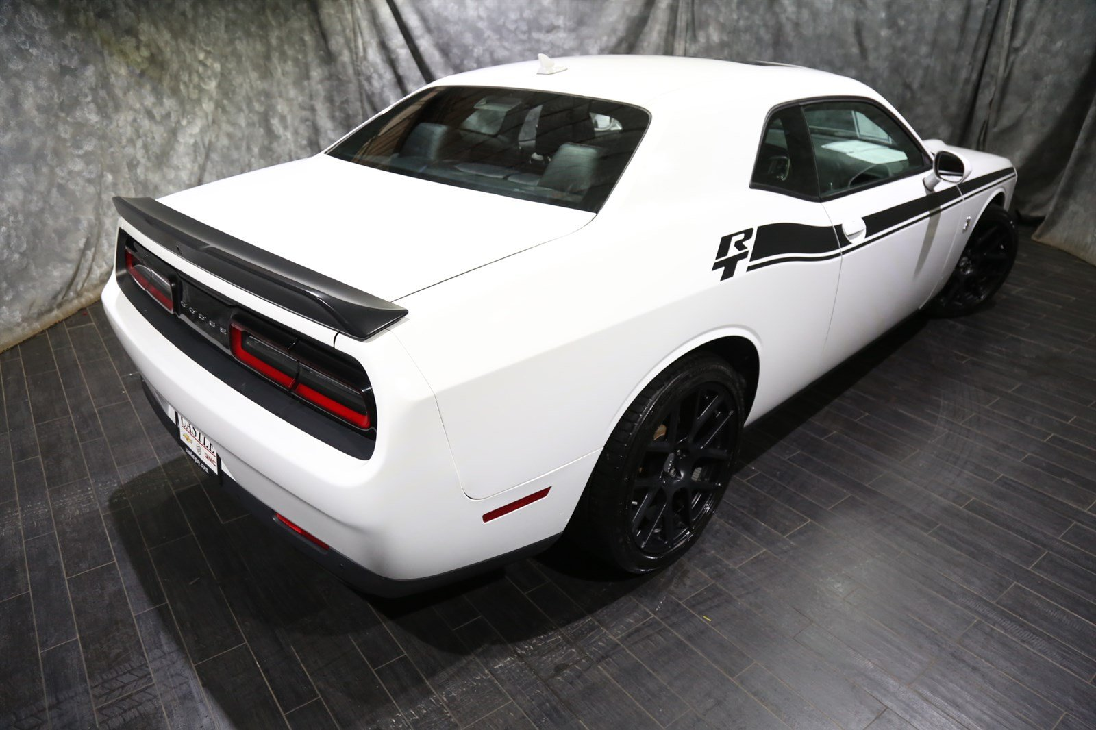 Pre Owned 2015 Dodge Challenger R T Scat Pack 2dr Car In Elk Grove Mirror Wiring Harness 1987 Up Toyota Village H1879 Castle Automotive Group
