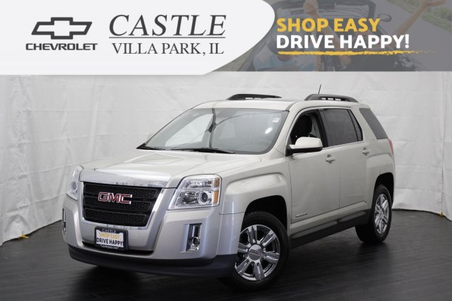Pre-Owned 2014 GMC Terrain SLT With Navigation
