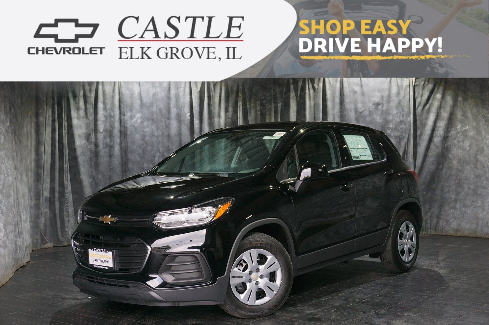 drivers village chevy trax