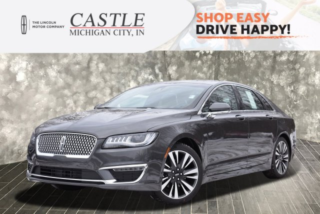 New 2018 Lincoln MKZ Reserve With Navigation & AWD
