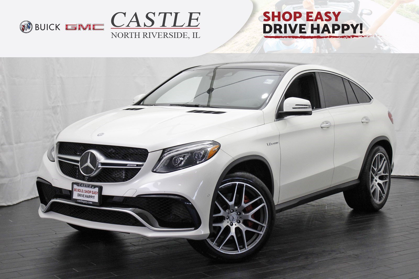 Pre-Owned 2016 Mercedes-Benz GLE AMG® GLE 63 S