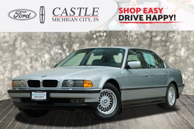 Pre-Owned 1997 BMW 7 Series 740il
