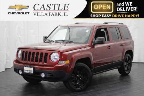 Pre-Owned 2014 Jeep Patriot Altitude