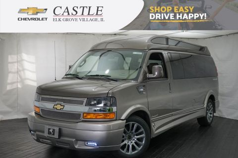 New 2019 Chevrolet Express Cargo Van Work Van