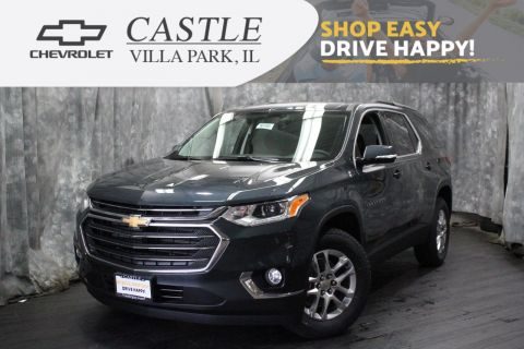 New 2019 Chevrolet Traverse 1LT