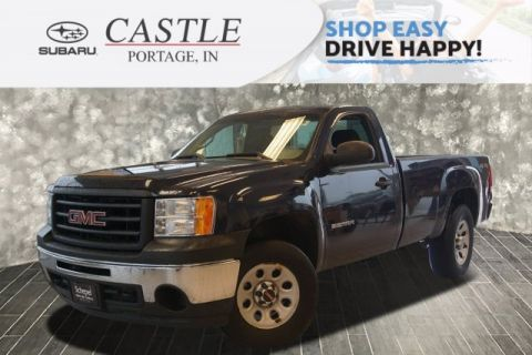 Pre-Owned 2011 GMC Sierra 1500 SLE Extended Cab Pickup in Portage