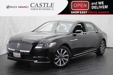 Pre-Owned 2019 Lincoln Continental Livery