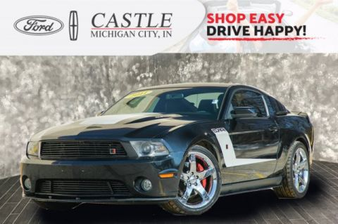 Pre-Owned 2011 Ford Mustang GT Premium