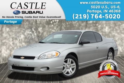 Pre-Owned 2007 Chevrolet Monte Carlo LT