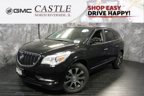 Pre-Owned 2017 Buick Enclave Leather
